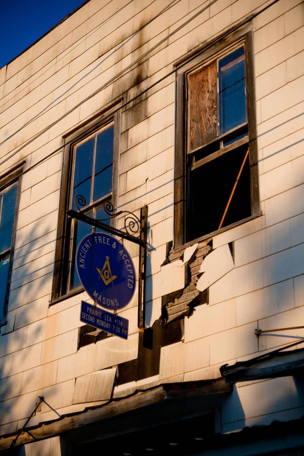 Prairie Lea Masonic Lodge 114 Af Amp Am Fossil Bluff