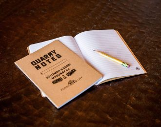 Quarry Field Notes (3 pack)