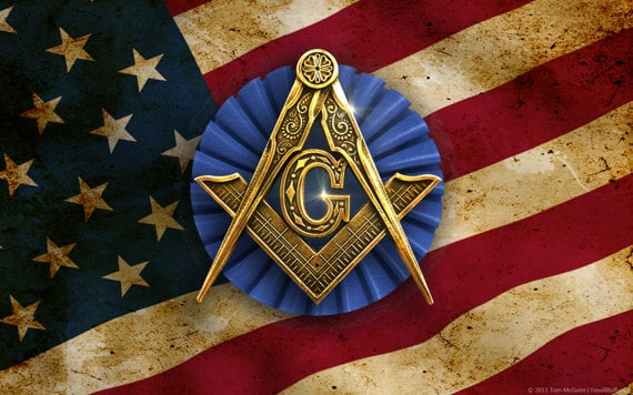 A Four Others In This Series Hoping To Boost The Patriotic Vein That Runs Through All True Americans Battle Field Feel Of Masonic Wallpaper