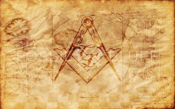 da vinci masonic wallpaper fossil bluff