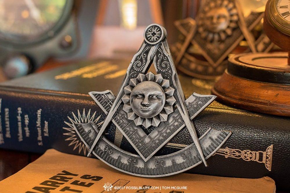 Past Master Emblem Jewel