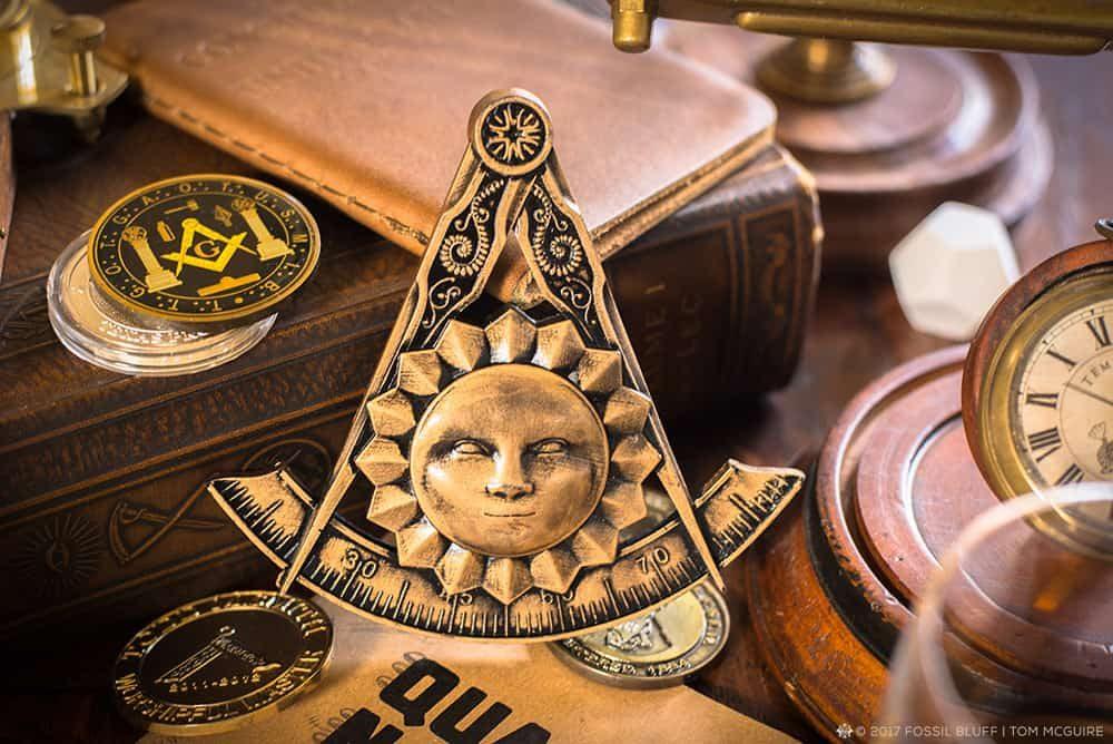 Past Masters Emblem
