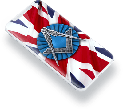 Great Britain Masonic Freemason Wallpaper Iphone Android Droid