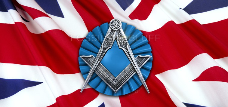 Great Britain Masonic Freemason Wallpaper