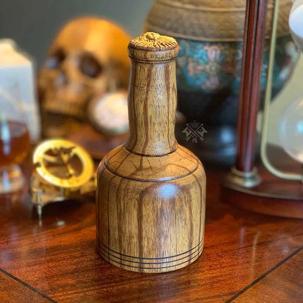 Fossil Bluff Alex Ortiz Custom Freemason Masonic Setting Maul