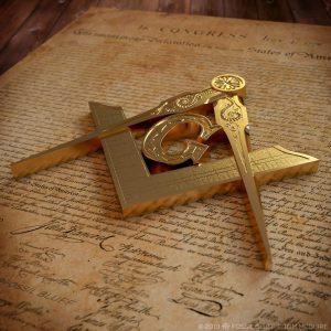 Declaration of Freemasonry Fossil Bluff