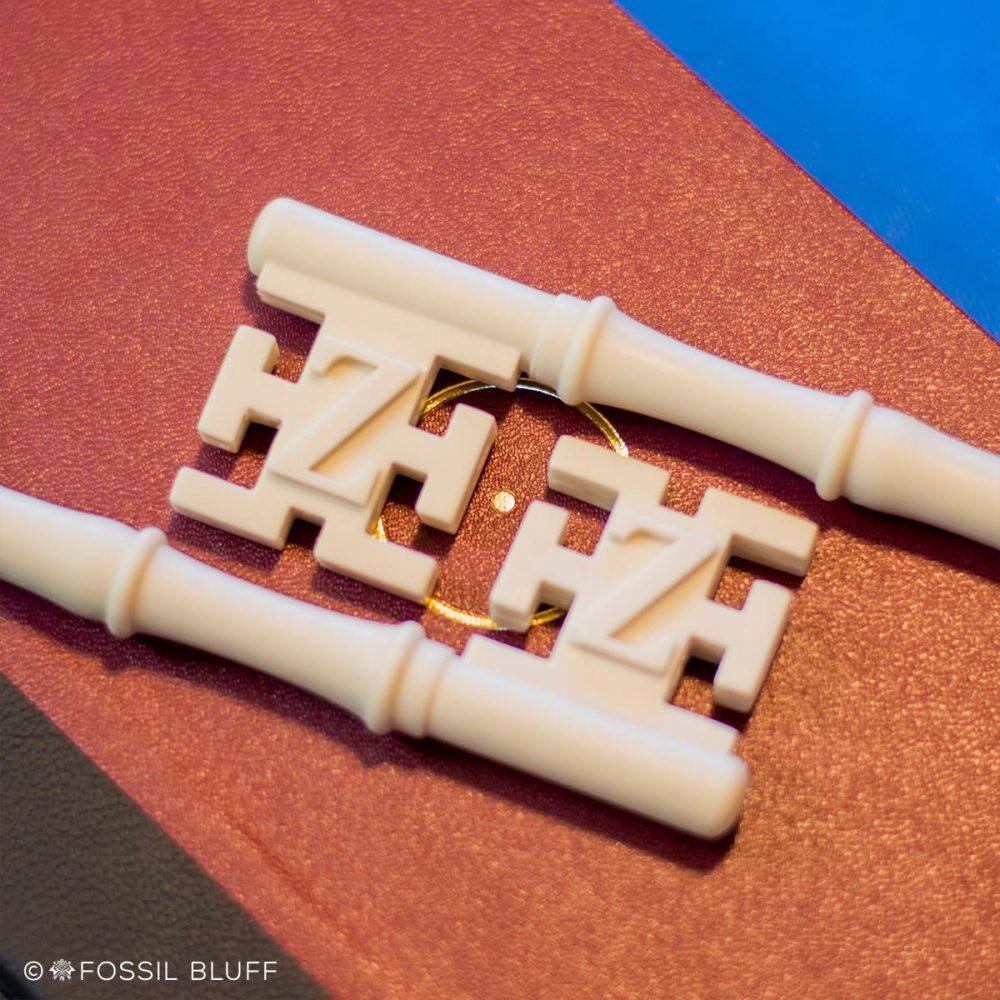 Scottish Rite Secret Masters Ivory Key Fossil Bluff 4th Degree