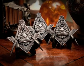 Square & Compasses LUX – Eye of Providence